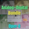 Oper-8 : 'Analog Digital Bundle' on Sampleism